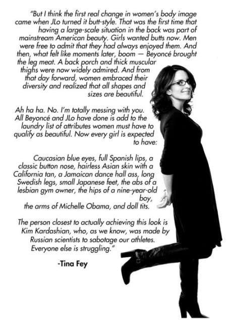 funny-Tina-Fey-body-image-quote